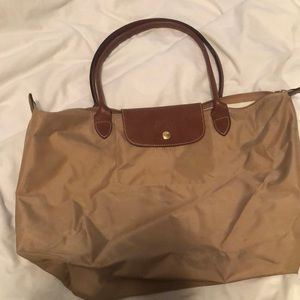 Lightly used authentic longchamp tote